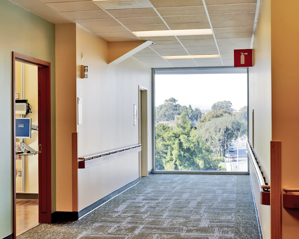 Mills Peninsula Office Building – Northwestern Design