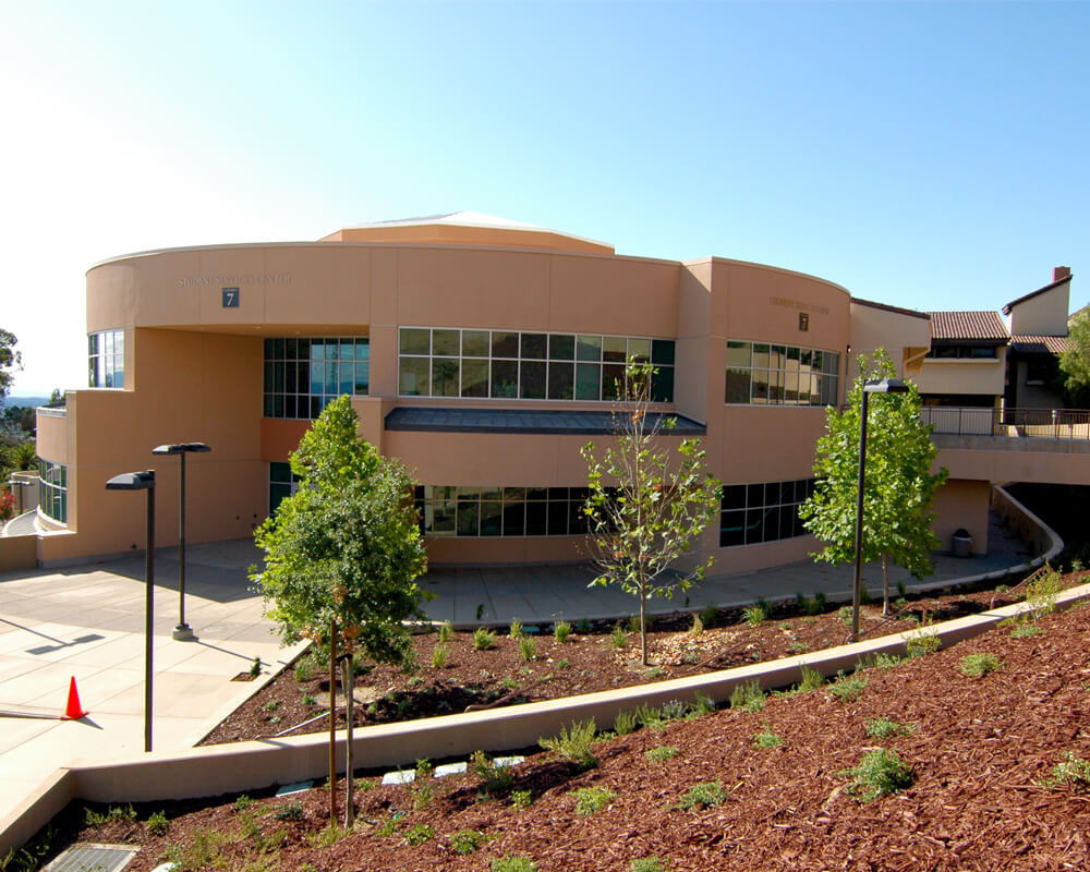 Ohlone College Student Services Support Center – Northwestern Design