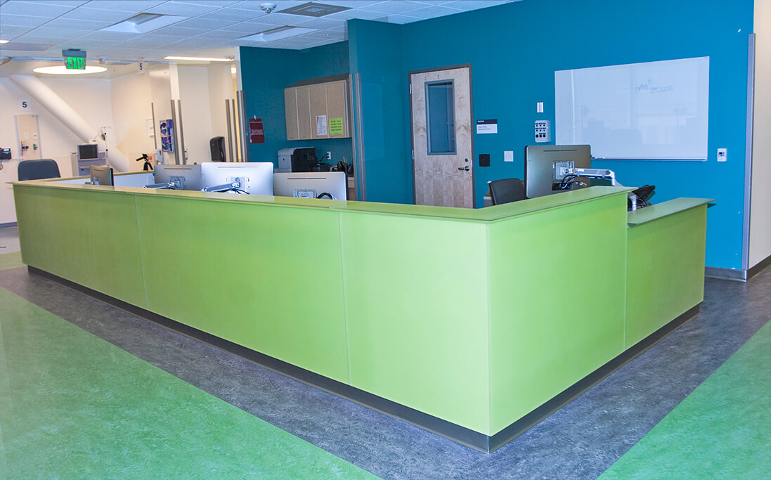 UCSF Medical Center at Mission Bay – Northwestern Design