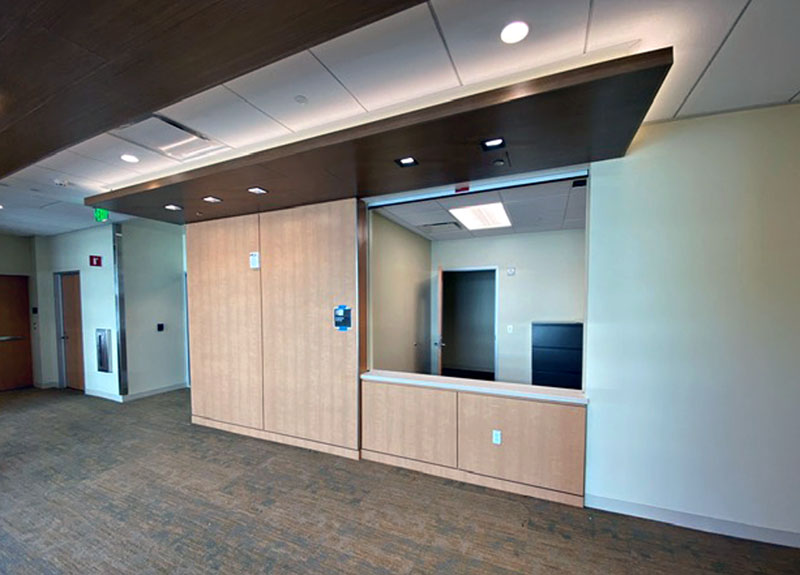 The 52,000-square-foot center for Mental Health and Addiction Services replaces the existing building on the El Camino Health Campus in Mountain View.
