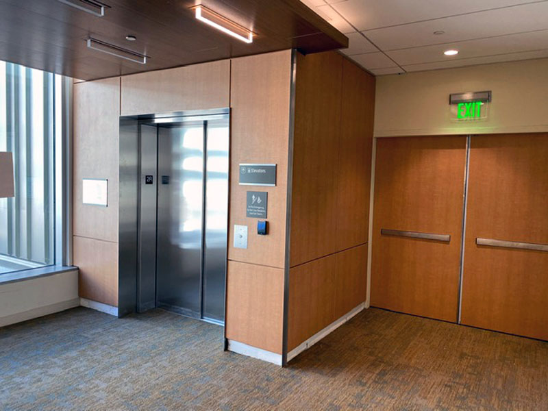 The facility includes 36 patient rooms with both inpatient and outpatient services.