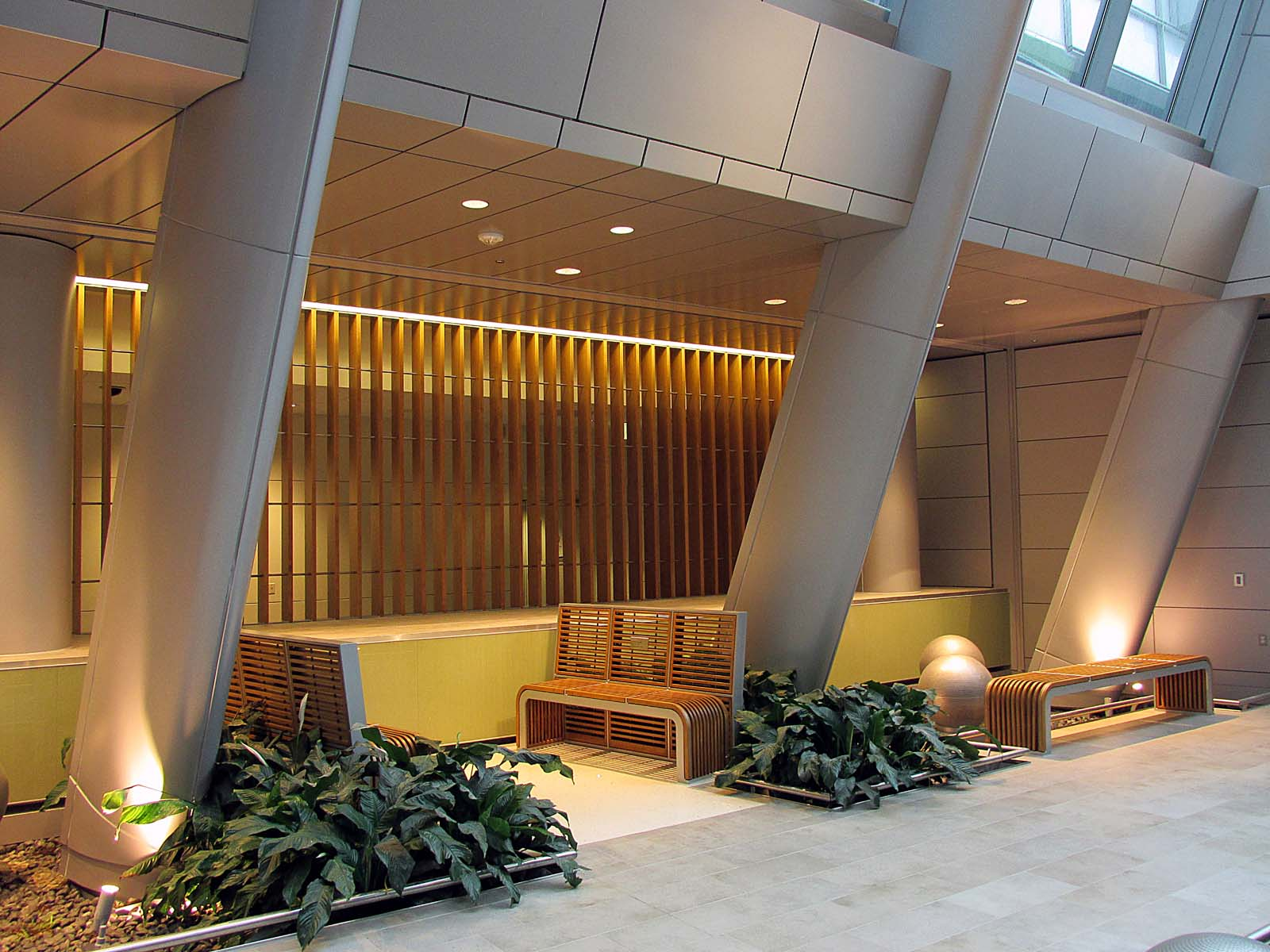 Indoor Garden Atrium